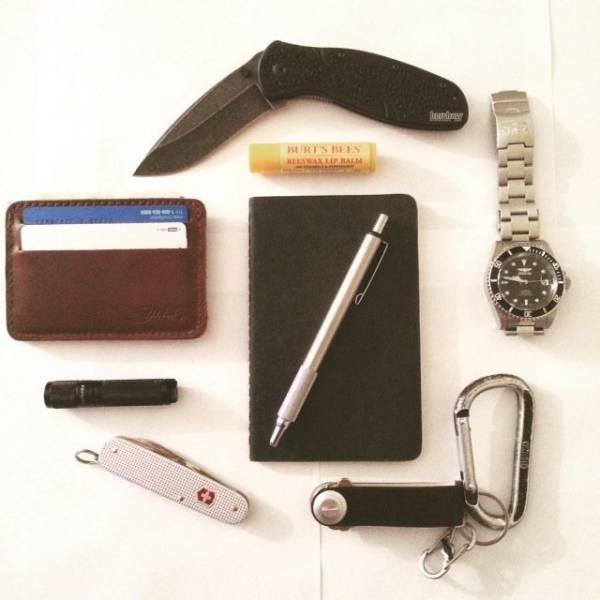 Wallet Saddleback Saddleback-leather-id-wallet