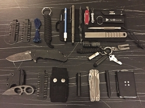 Everyday Carry 27 M United States Engineering Consultant Work Bag And Pocket Dump