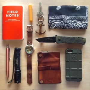 EDC w/ some tactical, some casual stuff