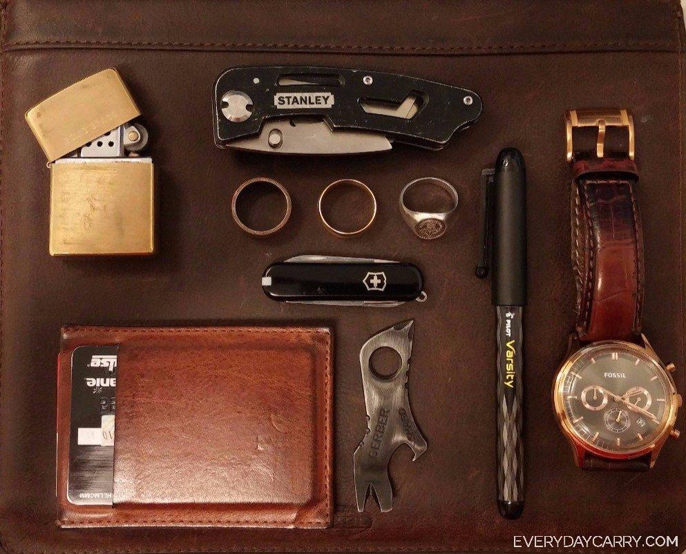 Everyday Carry 34 M United States Biotechnology My