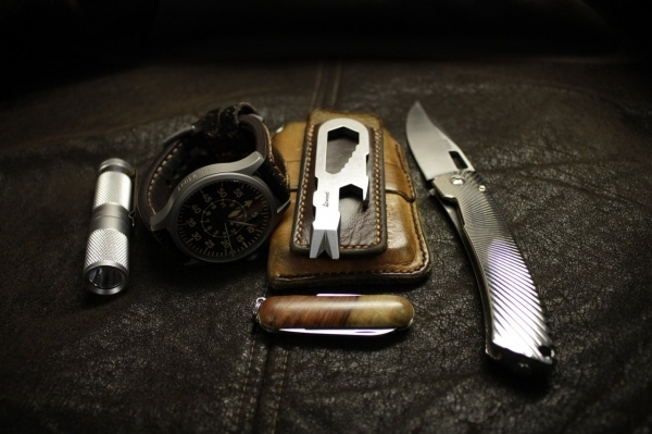 Shane David Designs on Everyday Carry