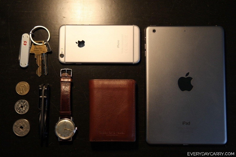 Everyday Carry - 16/M/Aarhus, Denmark/Law Student - My Back