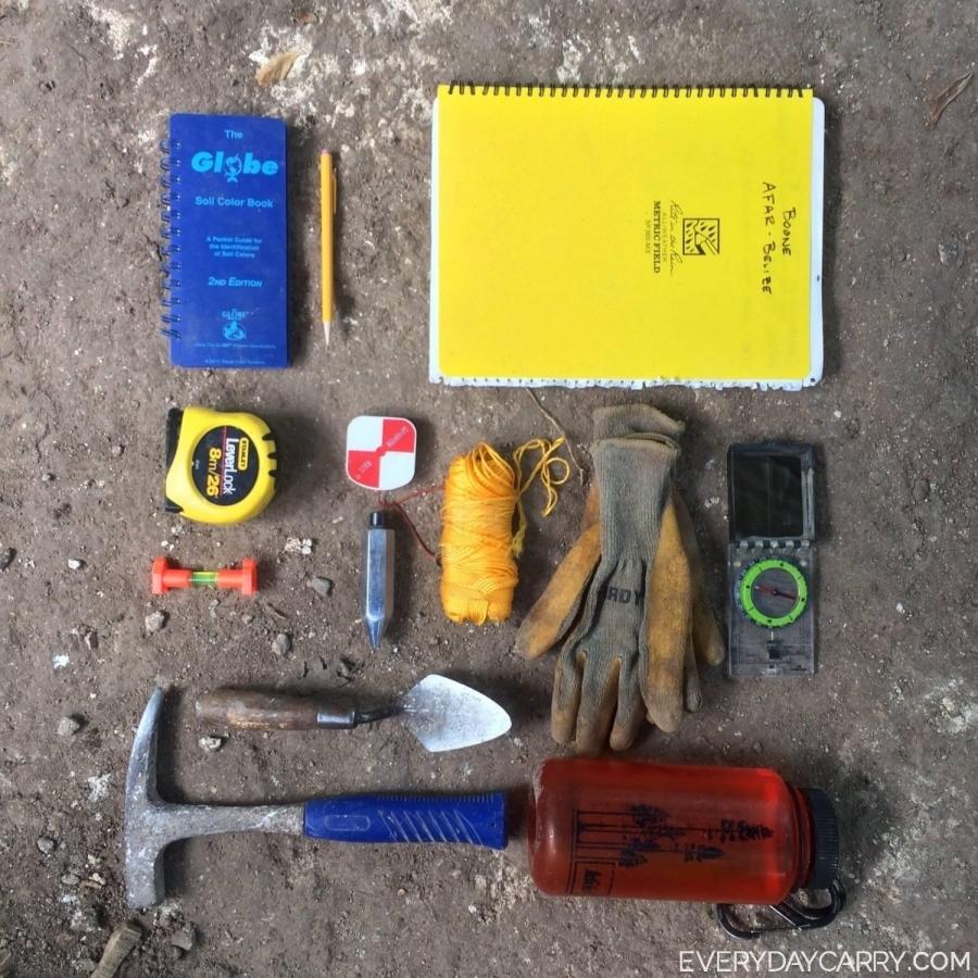 Everyday carry 31mportland oregonarchaeologist archaeology embed nvjuhfo Choice Image