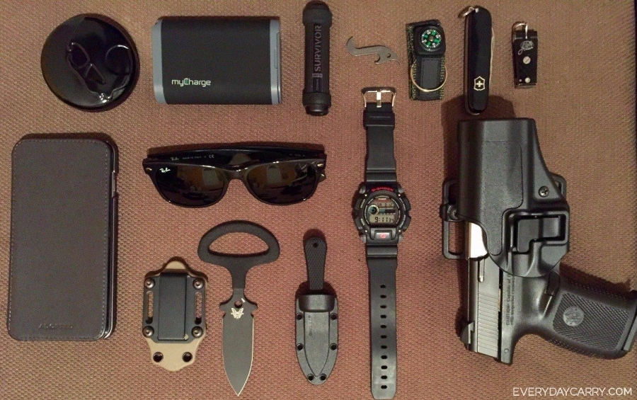 Everyday Carry 34 M South East Usa Dealer The Man In