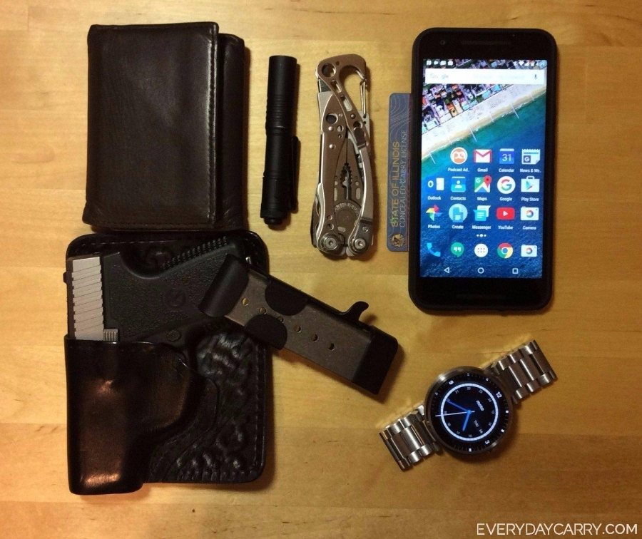 Everyday Carry - Chicago, IL/IT Consultant - EDC