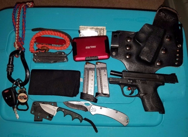Edc For Security Guard Everyday Carry Is Edc