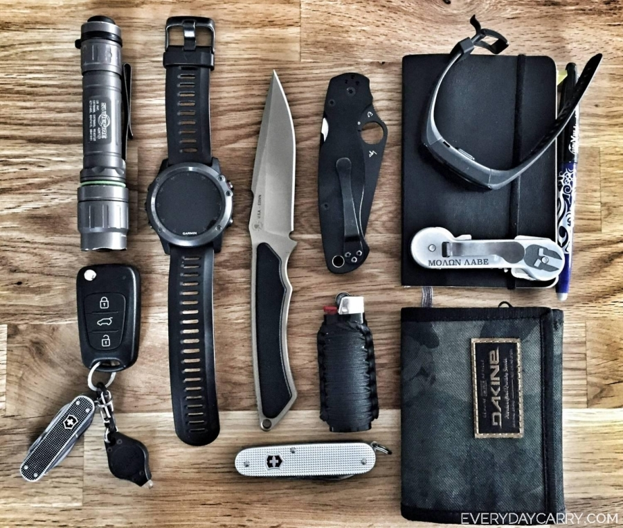 Everyday Carry Central Europe Soldier Central Europe