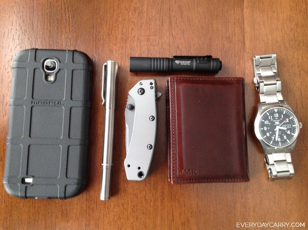Everyday Carry 32 M Greenville Sc Financial Controller