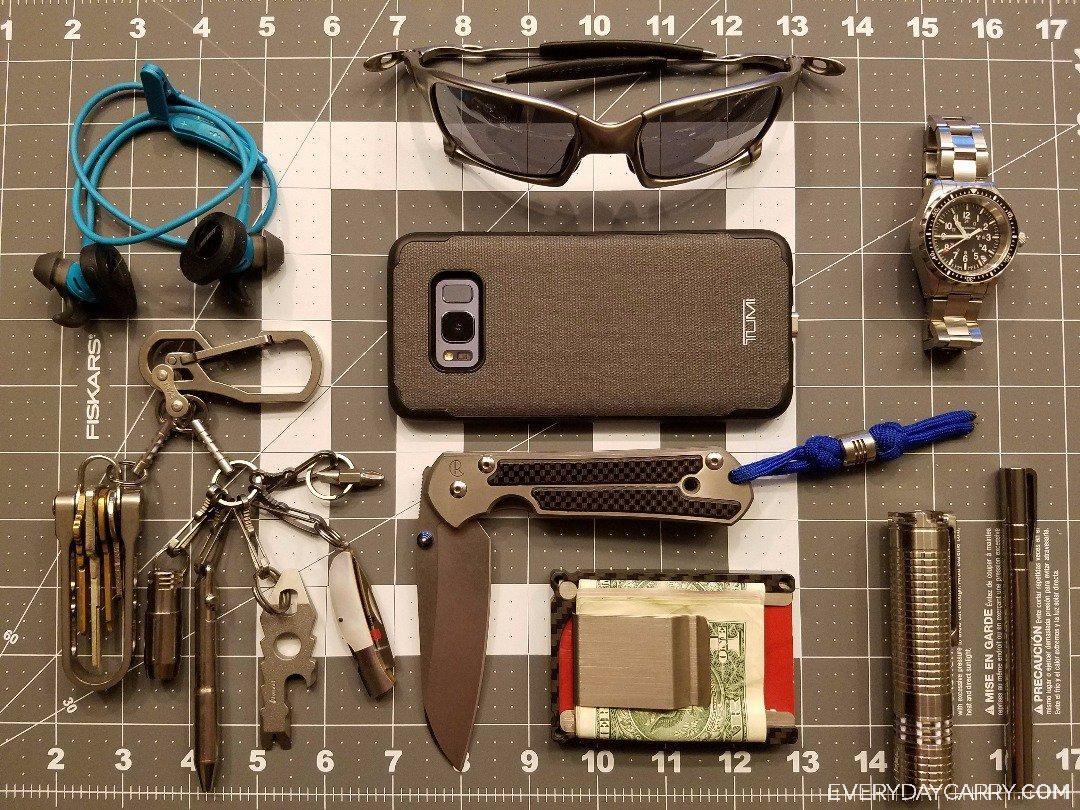 Everyday Carry Honolulu Hielectronic Technician Titanium