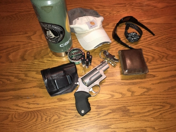 Talon Holsters on Everyday Carry
