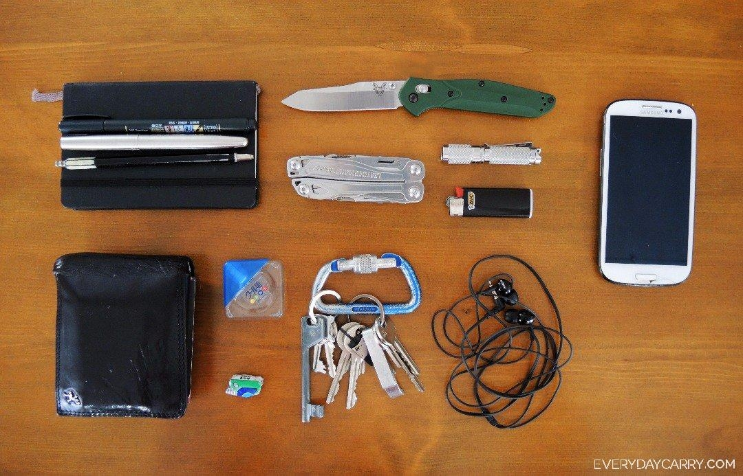 Everyday Carry - 29/M/Czech republic/tattoo artist and ...