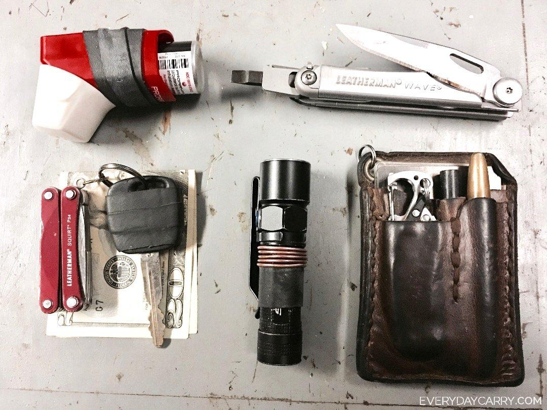 Everyday Carry 28 M North Carolina Construction Worker