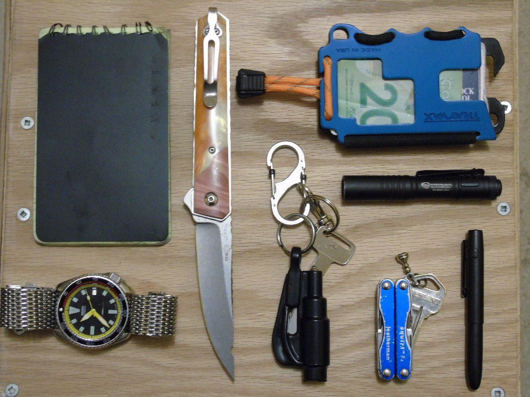 Everyday Carry - What are your EDC essentials?