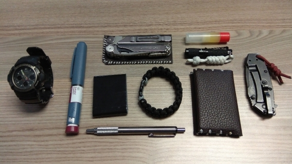 Everyday Carry - 26/M/Johannesburg, South Africa/Graphic