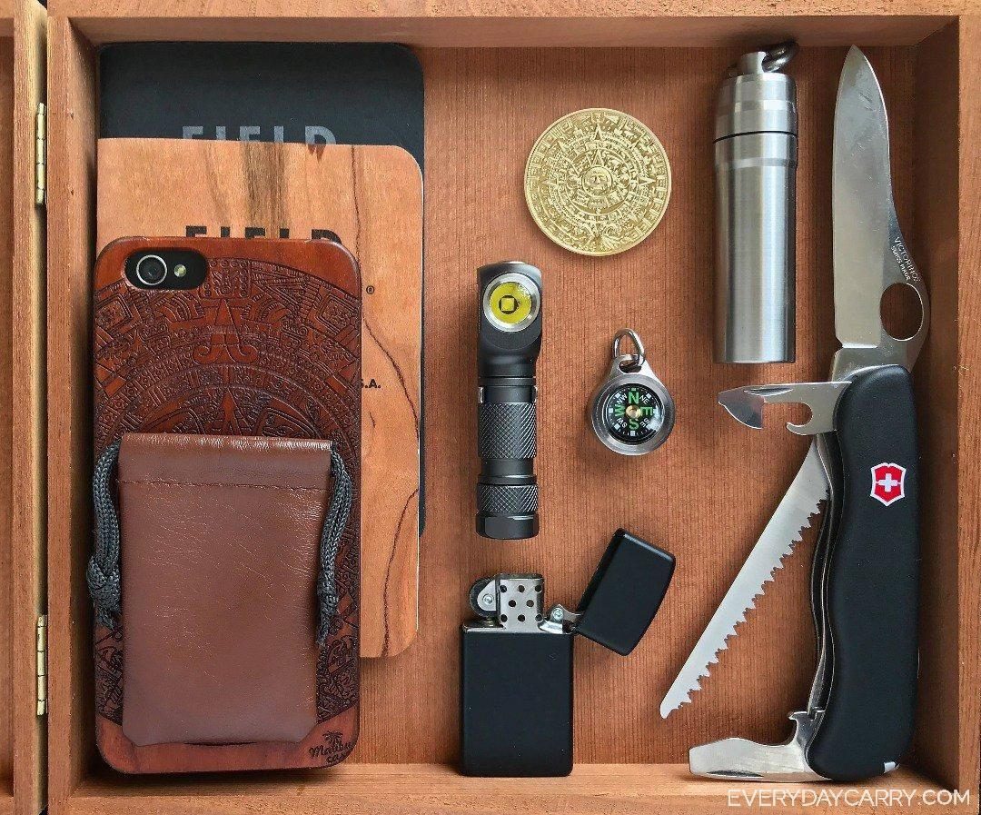Everyday Carry Los Angeles California Imaging