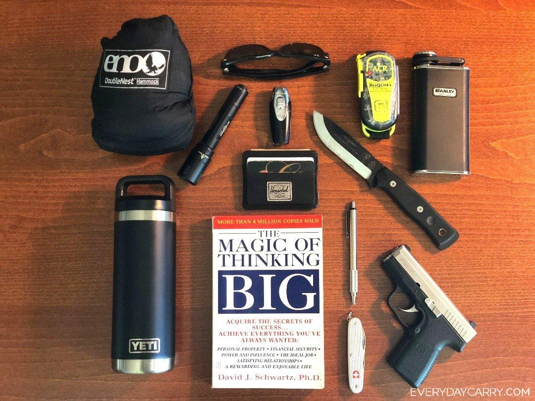 Everyday Carry North Central Washington Real Estate Developer A
