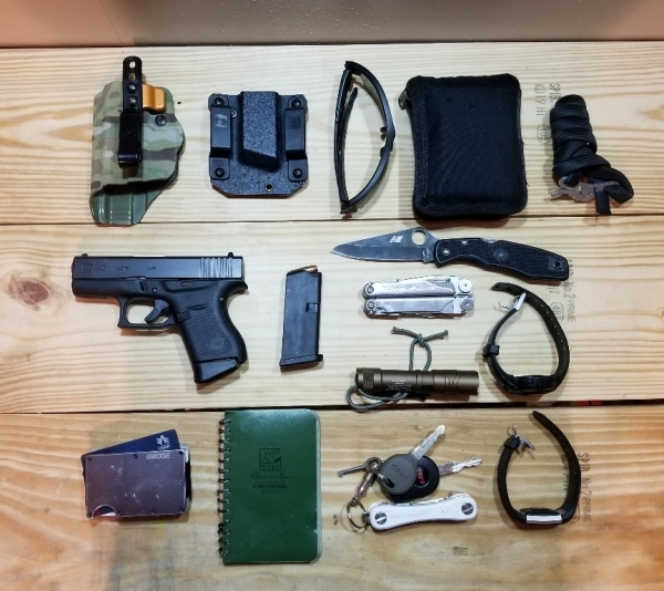 Edc For Law Enforcement Everyday Carry Is Edc
