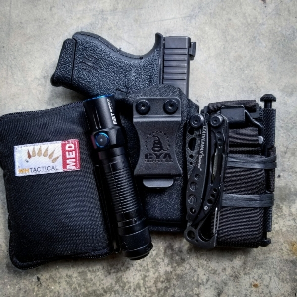 Explore CYA Supply Co  | Everyday Carry is EDC