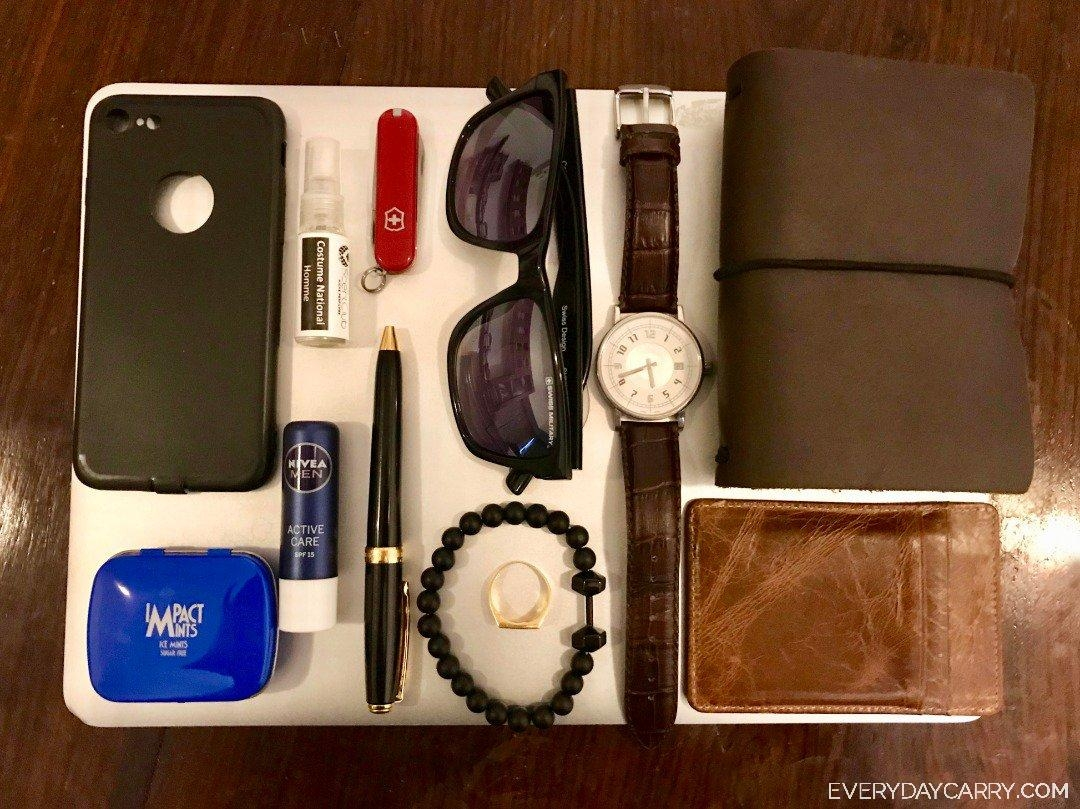 Everyday Carry 25 M Chennai India Software Engineer