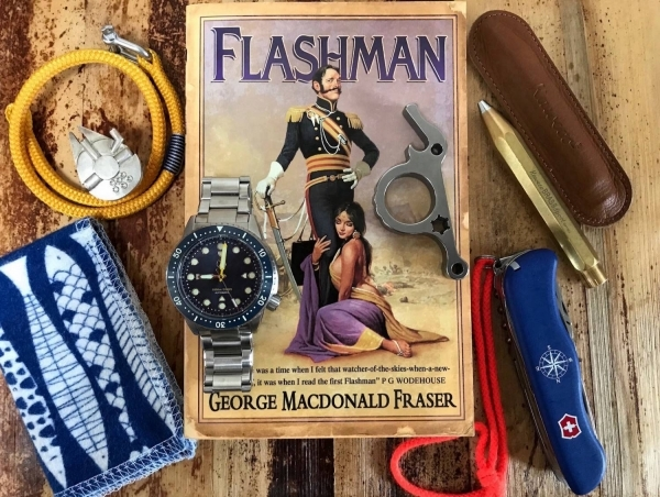 Flashman carry