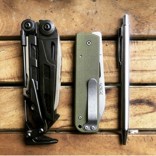 Tactical daily edc for officers