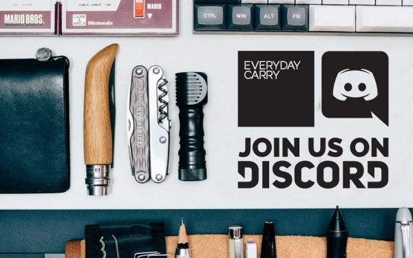 Join the Everyday Carry Discord