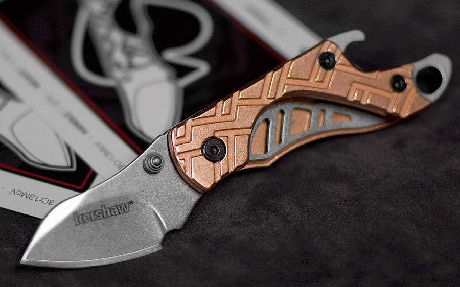 Kershaw Cinder Copper