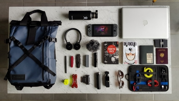 What's in my EDC bag?