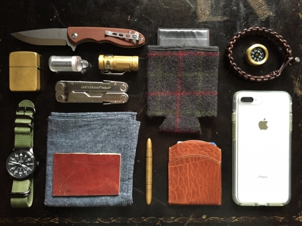 Traditional Materials, Modern Uses EDC