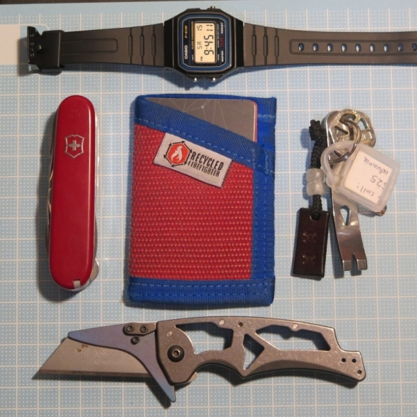 Slim & Dependable Every Day Carry