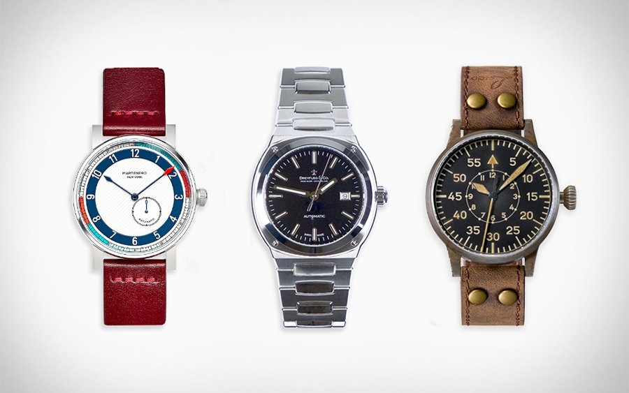 Find Your Next Watch with Watch Gang