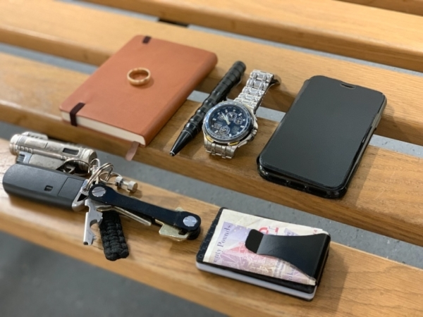 Gym pocket dump