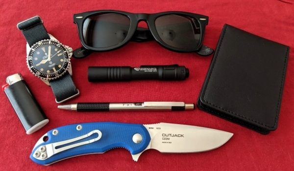 Back to work EDC