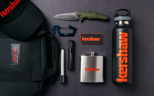 Giveaway: Win a Kershaw Bareknuckle and Accessories Kit!