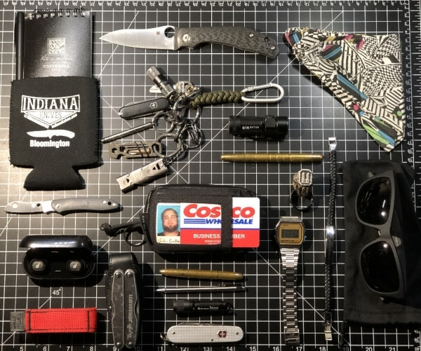 Late Summer 2019 Carry