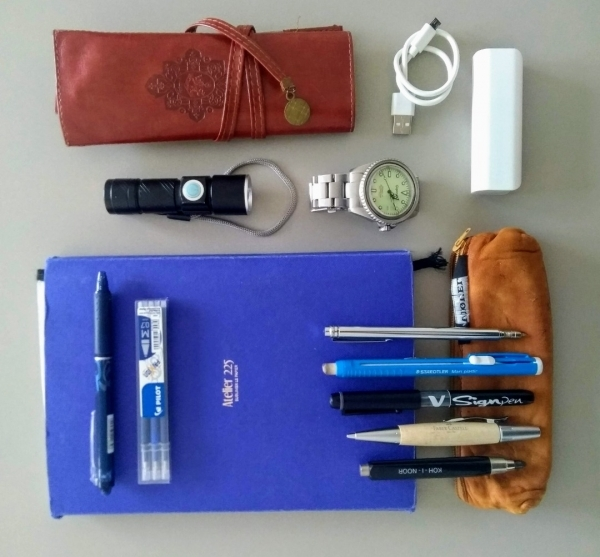 Perfect (urban) toolkit for a mathematician