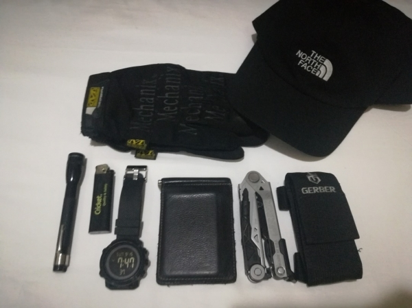 Helicopter Mechanic EDC