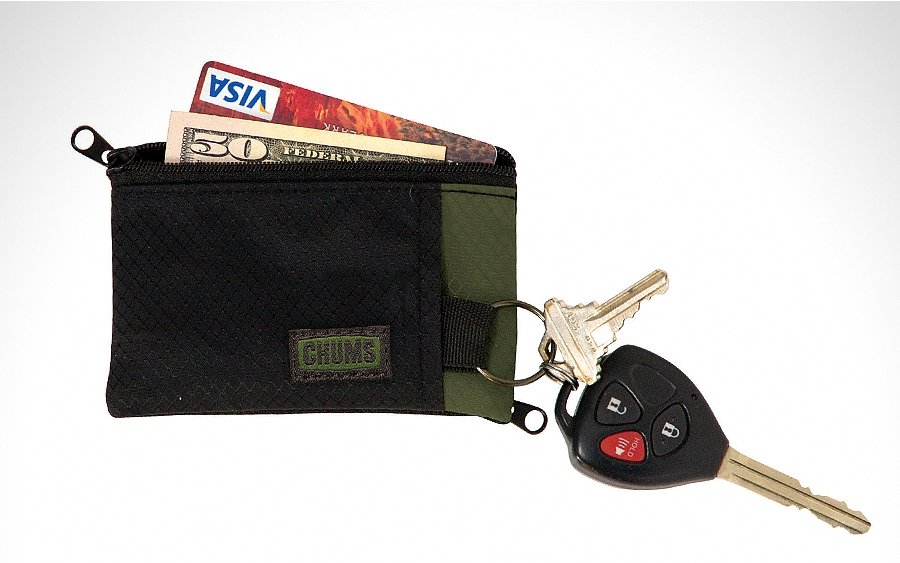Trending: Chums Surfshorts Wallet
