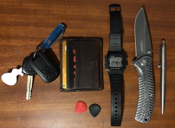 My South African EDC