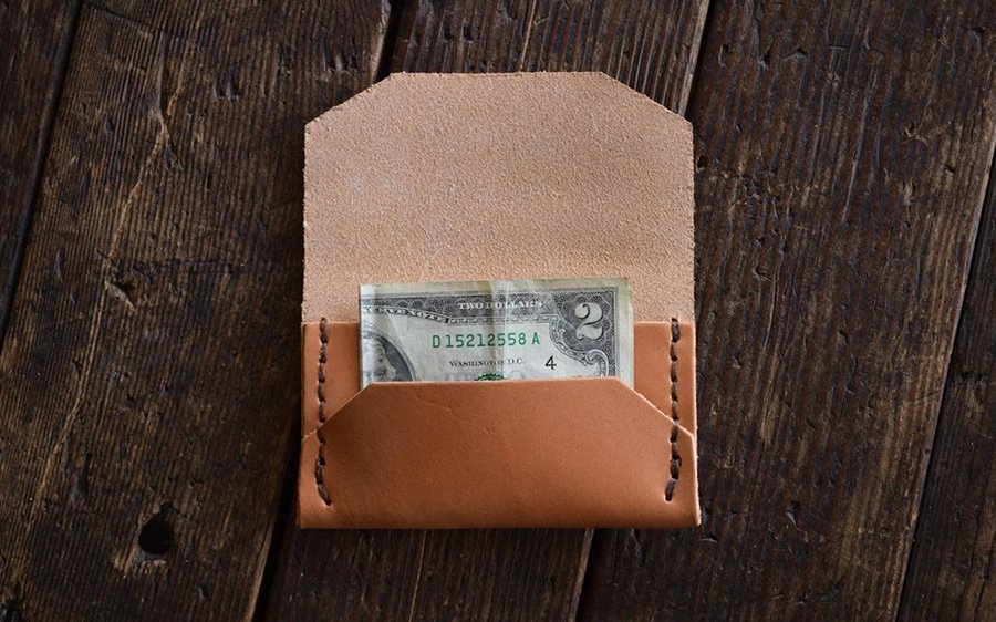 Trending: Craft & Lore Enfold Wallet