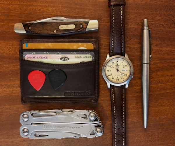 My South African EDC V2.0