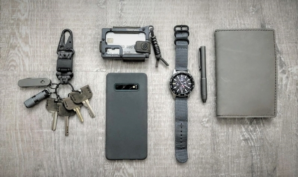 Industrial Grey EDC