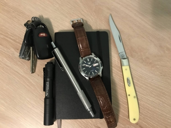 Simple Weekend Carry