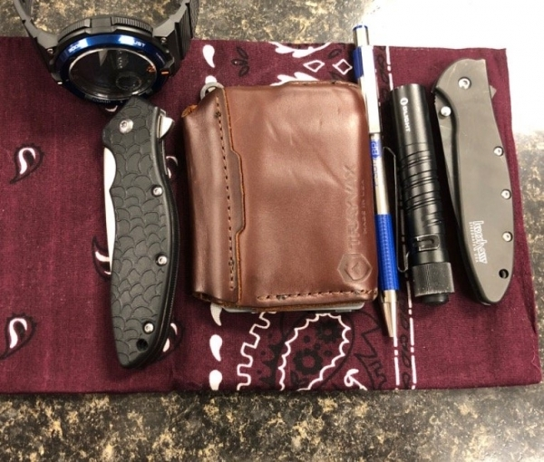 Everyday carry