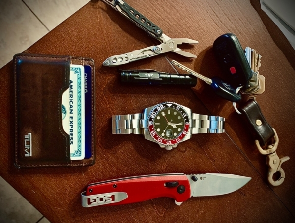 My curent winter time carry