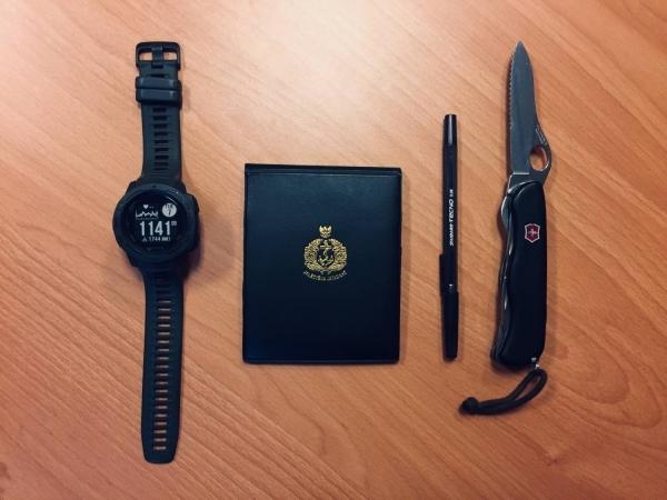 Officer Essentials