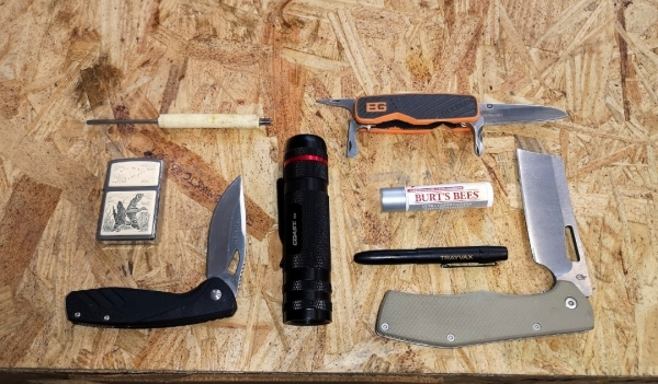 EDC for today.