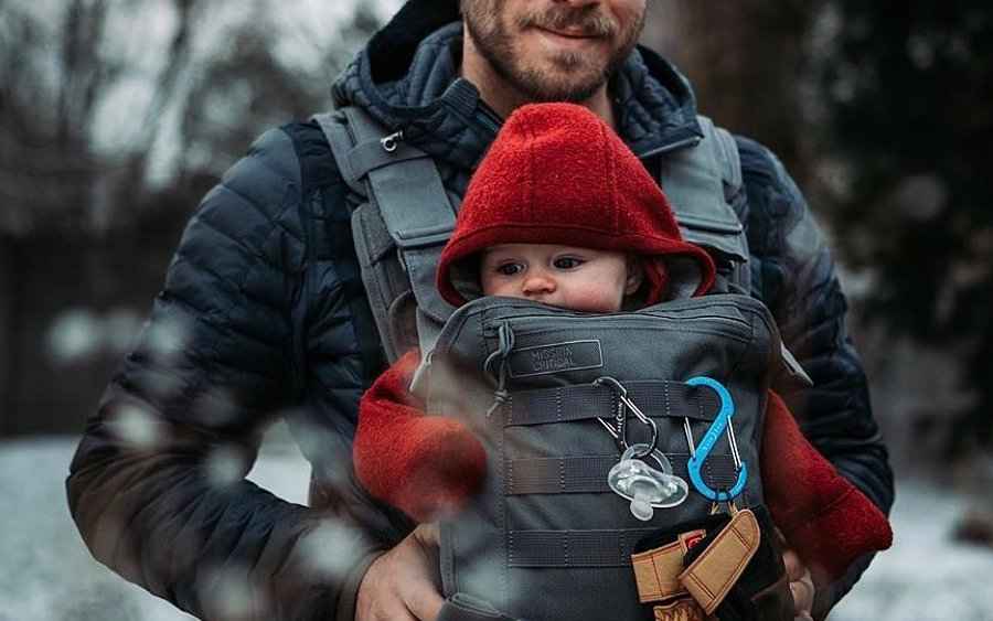 Mission Critical System 01 Baby Carrier