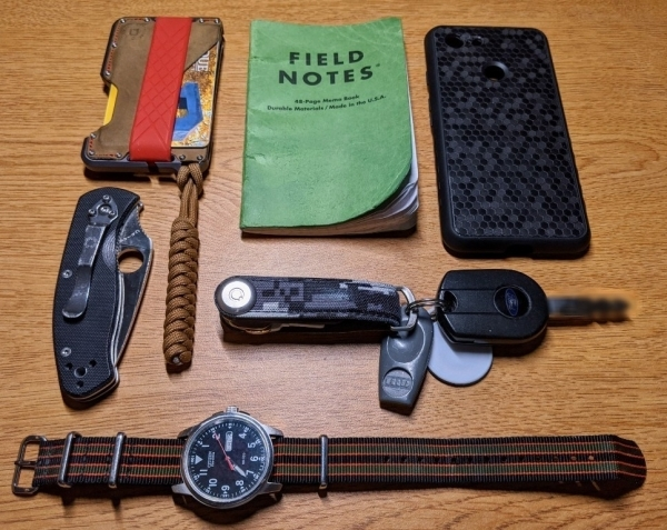 This Week's Pocket Dump
