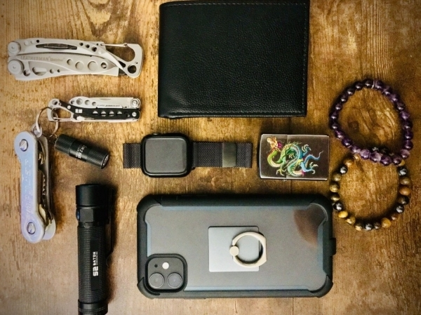 A Native New Yorker's EDC